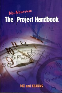 The No-Nonsense Project Handbook front cover